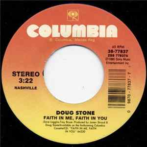 Doug Stone - Faith In Me, Faith In You download